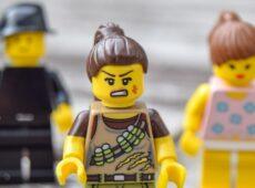 Kobieta LEGO