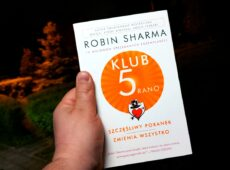 Recenzja książki Klub 5 rano