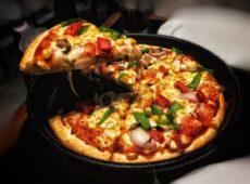 Zdrowe składniki pizzy