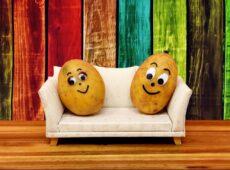 Wesołe ziemniaki