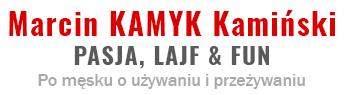 Marcin Kamiński - męski blog