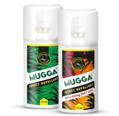 Mugga na kleszcze i komary